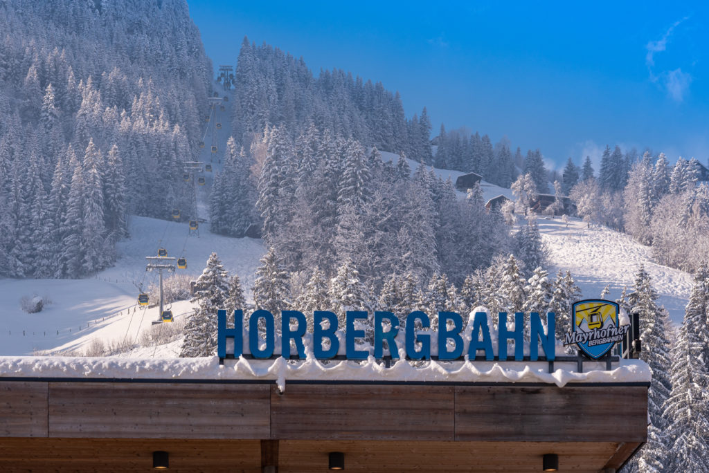 Winter Horbergbahn